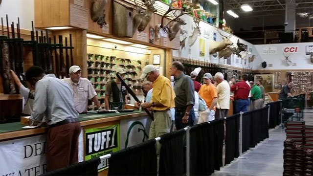 Tax-free Second Amendment weekend sees gun sales skyrocket (VIDEO)