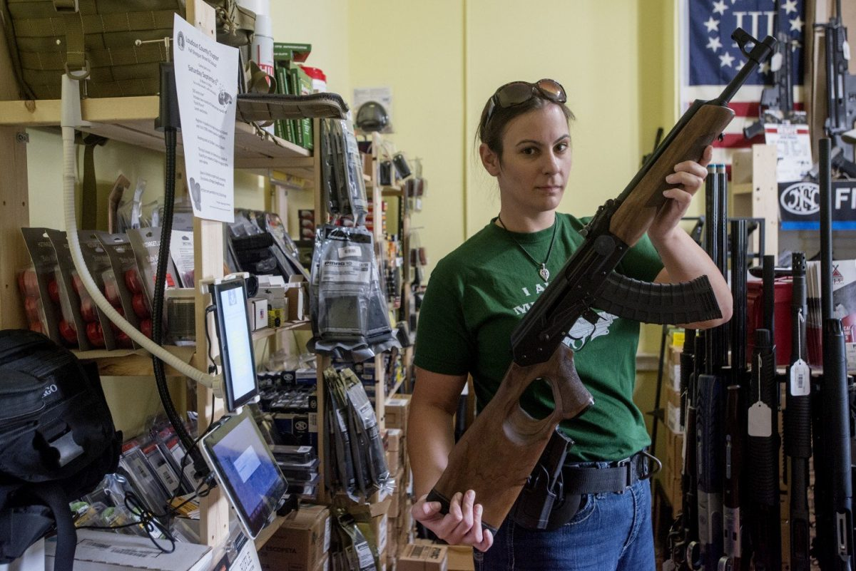 Banning Russian-made AK-47s sets off a U.S. buying frenzy