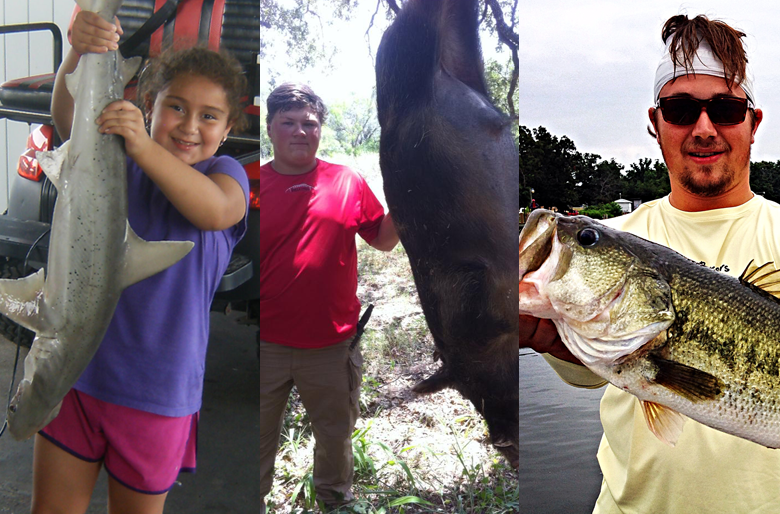 August Big Bags and Catches Photo Contest Winners