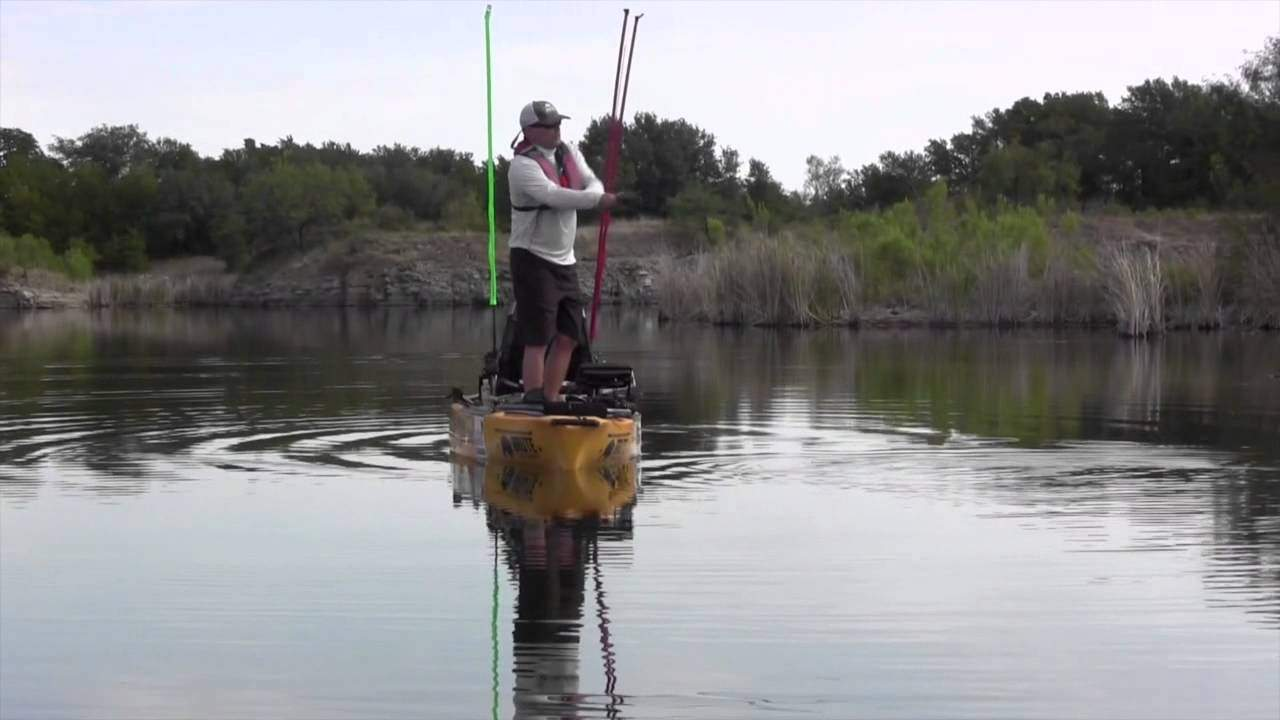 How To Choose A Bass Fishing Kayak (VIDEO)