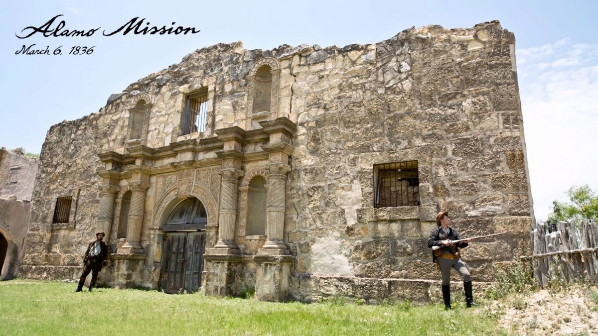 It's all Texas with TrackingPoint at the Alamo (VIDEO)