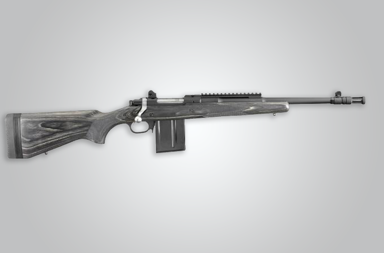 New Ruger Scout Rifle in 5.56 NATO