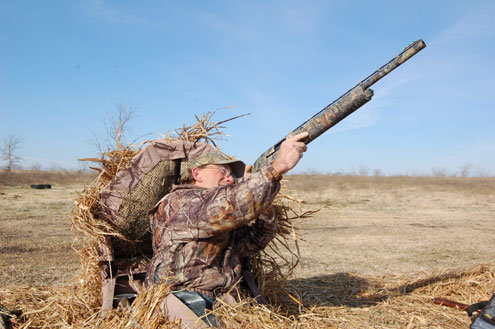 Waterfowl seasons set - prospects great IF we get water!