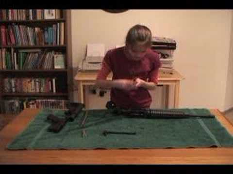 11-Y/O Girl Field Strips, Reassembles AR-15 In Less Than A Minute