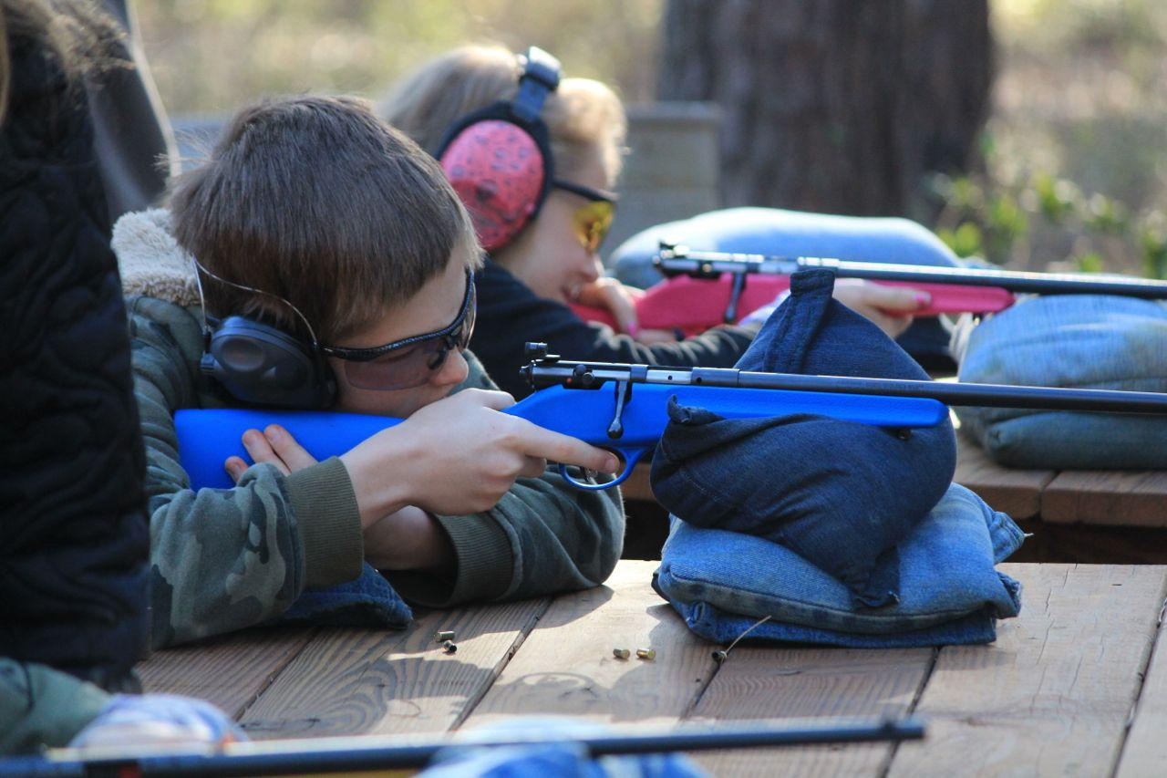 Teaching Kids to Shoot - Part 2
