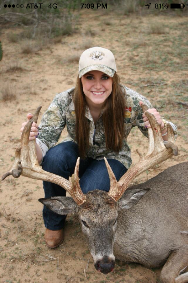 Lonestar Whitetail Ranch  B&C 169