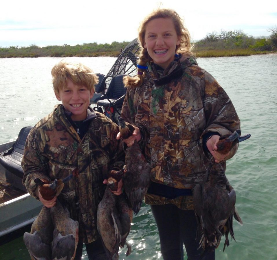 Rockport Duck Hunting