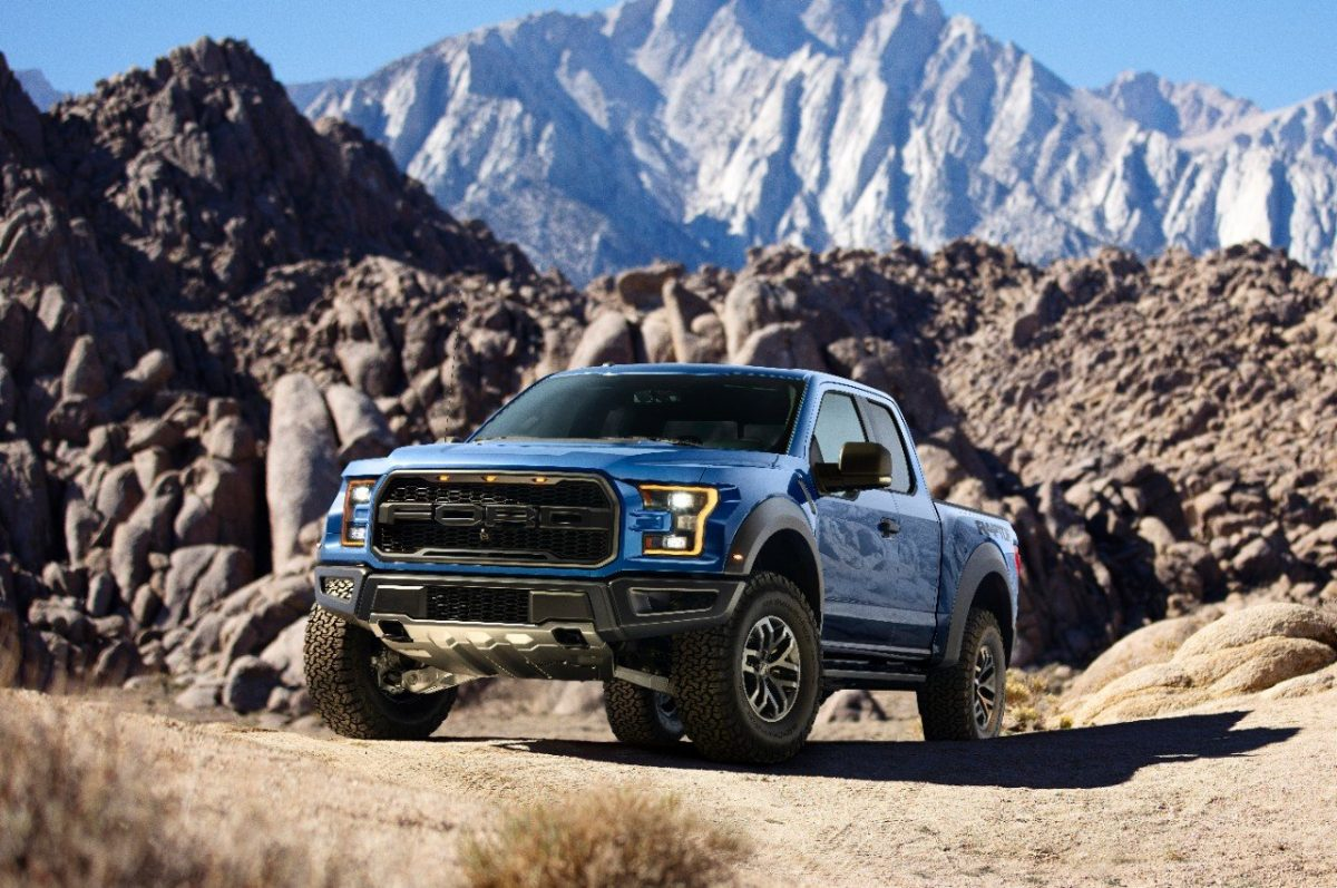 It's Back: Ford Raptor will return for 2017 model year