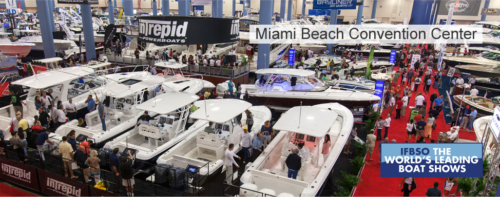 The Miami Boat Show is Just a Week Away!