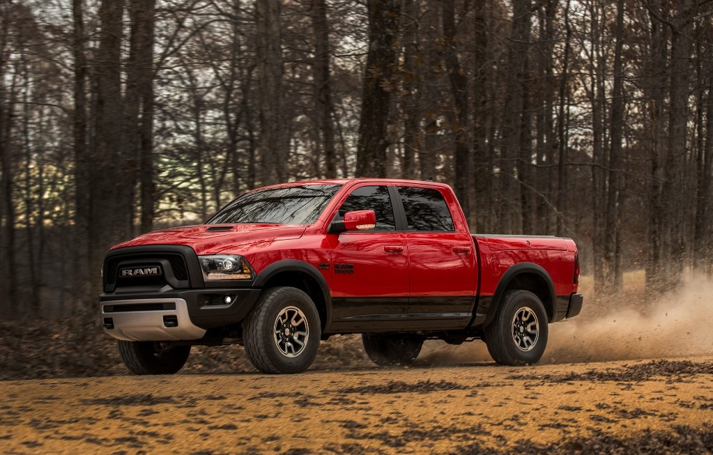 At the Detroit Auto Show: 2015 Ram 1500 Rebel is about attitude and capabilities