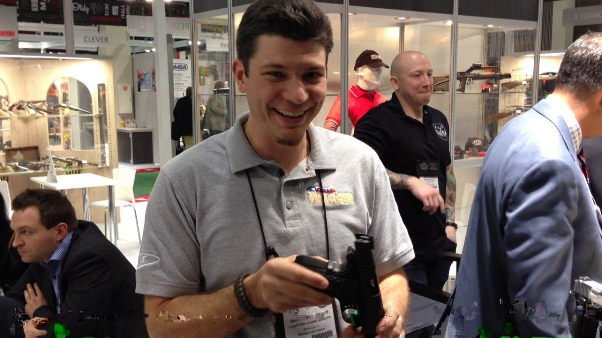 Arsenal Firearms Dualer SHOT Show 2015