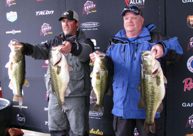 Blakelock and Benedict Win Big At Texas Team Trail Event On Toledo Bend