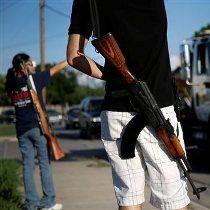 Texas Open Carry Handgun Law May Pass Soon