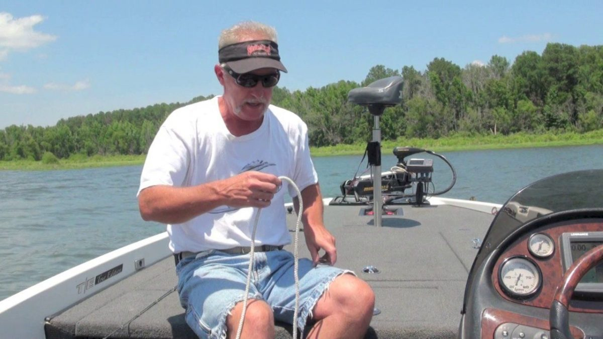 Freshwater Tips with Matt Williams, How to Tie a Palomar Knot