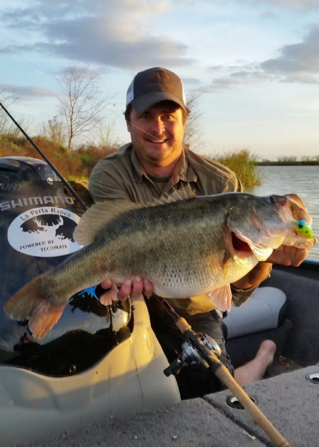 Private Lake Produces Season's Second Toyota ShareLunker