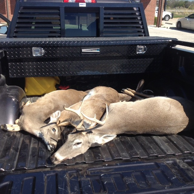Texas Game Wardens Arrest Night Hunters near Downtown New Braunfels