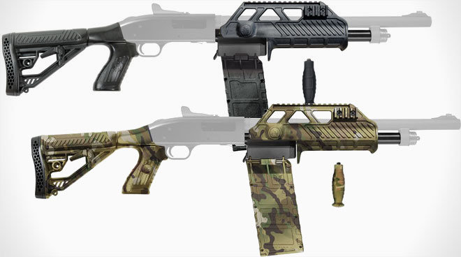 Adaptive Tactical rolling out new mag-fed shotgun conversion kits