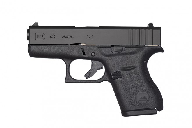 It's Official! The Glock 43 Single Stack 9mm Is Here!