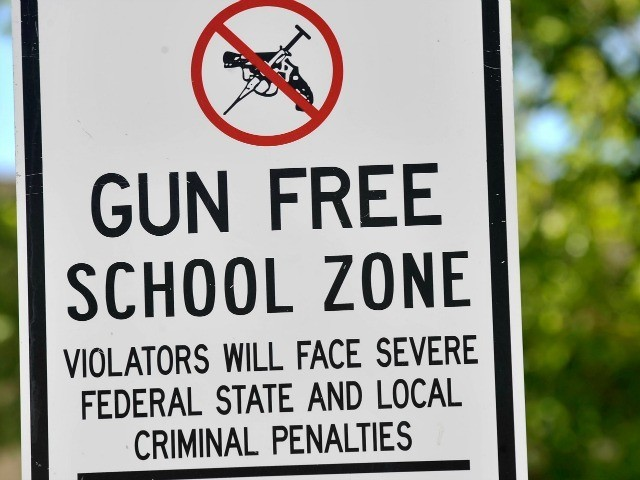 Texas GOP Lawmaker Introduces Bill Abolishing Gun Free Zones