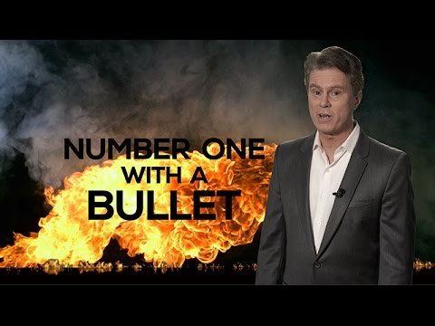Number One with a Bullet, Destroying the Gun Control Agenda  (VIDEO)