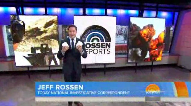 Today Show Smears Binary Target Industry, Equates Tannerite With Terrorism