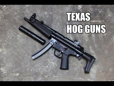 Texas Hog Guns