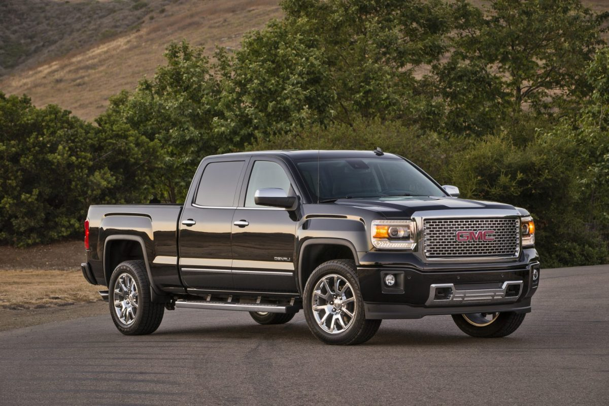 If you love a GMC Denali, this one's for you