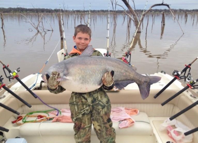 Big Catch- Jr.Lake Record
