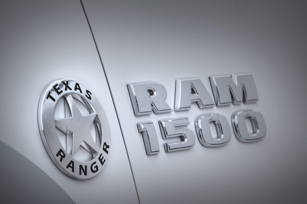 Texas Ranger Edition Truck represents Ram relationship
