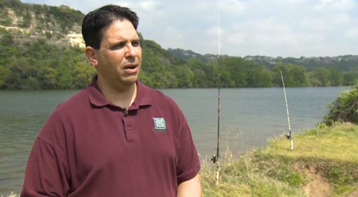 Grass-eating carp raising concerns on Lake Austin