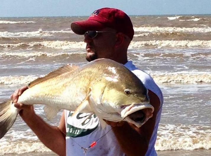 42″ Red Drum