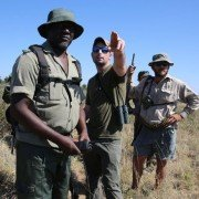Texas hunter bags his rhino on controversial hunt in Namibia