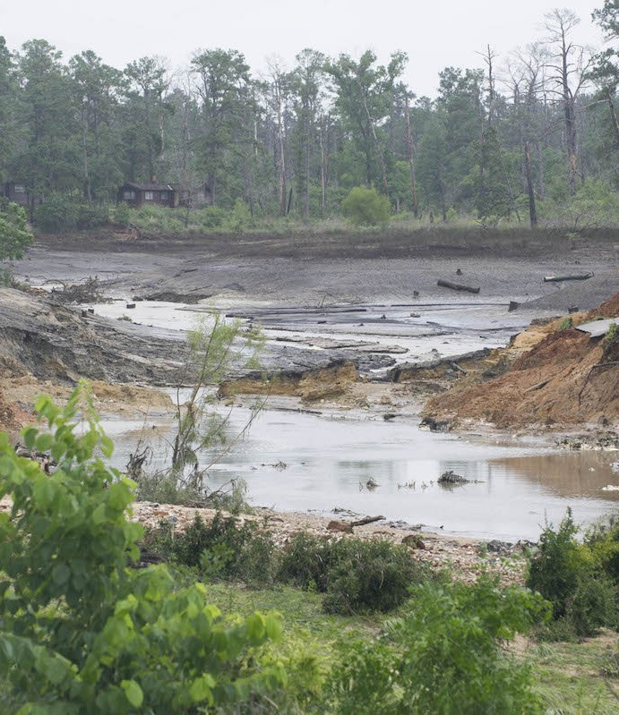 State Parks Recovering from Recent Storms