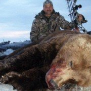 New World Record Grizzly Bear is Biggest Ever Taken by Bow or Gun