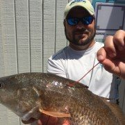 CCA STAR Tournament: Second Tagged Redfish Winner Confirmed