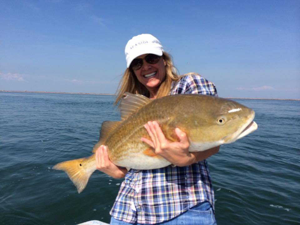 1st Redfish