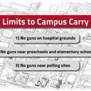 University of Houston students weigh in on campus carry legislation