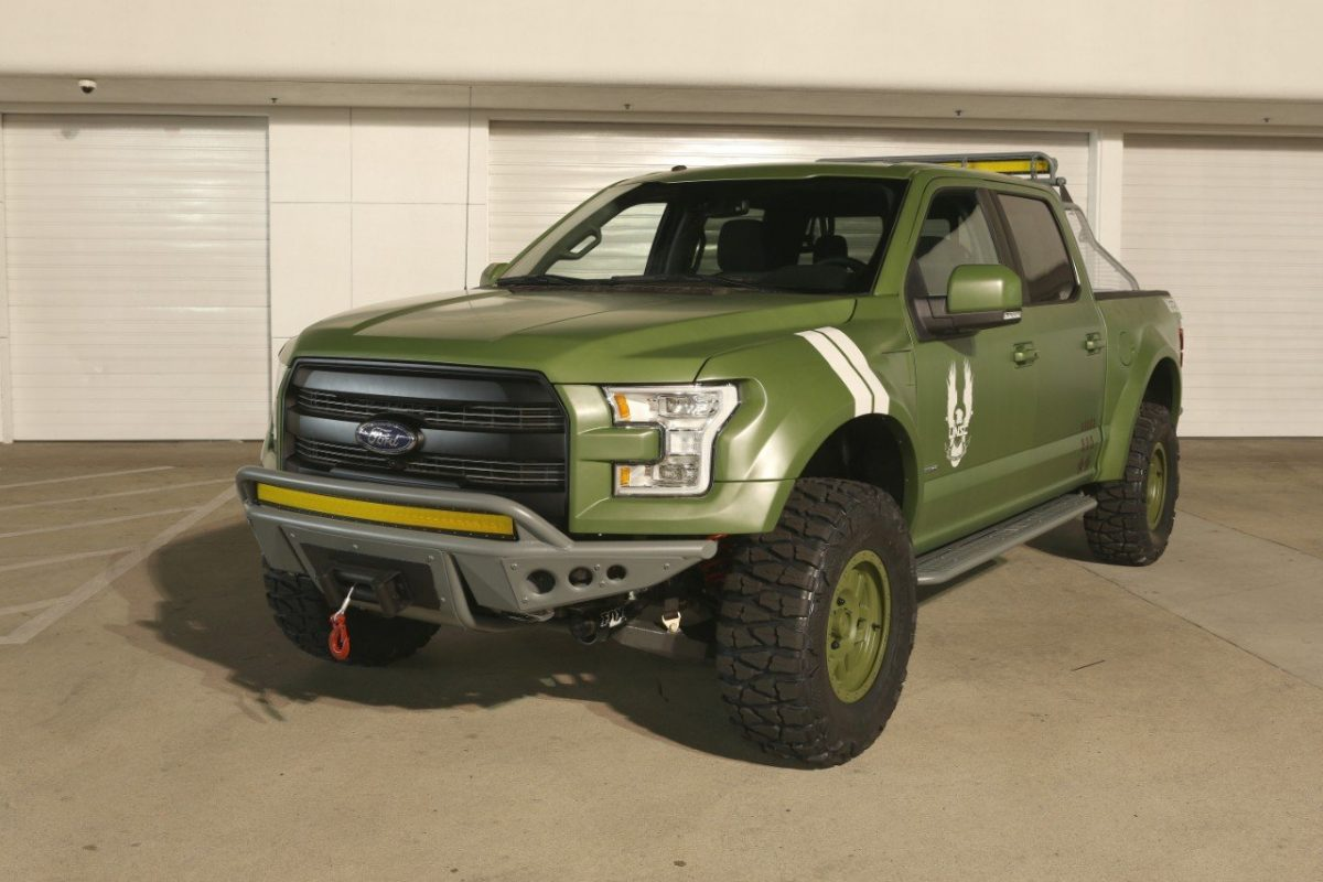 Your F-150 does what?