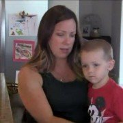 Pregnant Mom Tries to Suck Rattlesnake Venom from Young Son's Foot (VIDEO)