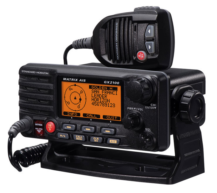 Get DSC on your VHF - It Could Save your Life
