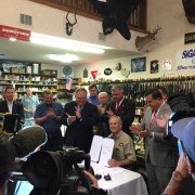 Governor Abbott Signs House Bill 910: Texas Open Carry Bill