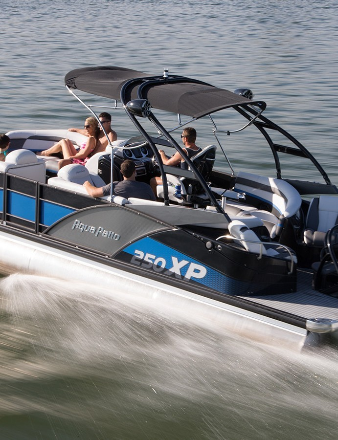 A 60 MPH Pontoon Boat? YEAH!!