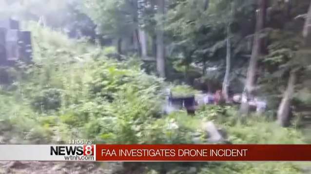 Teen under investigation for building drone with working handgun (VIDEO)