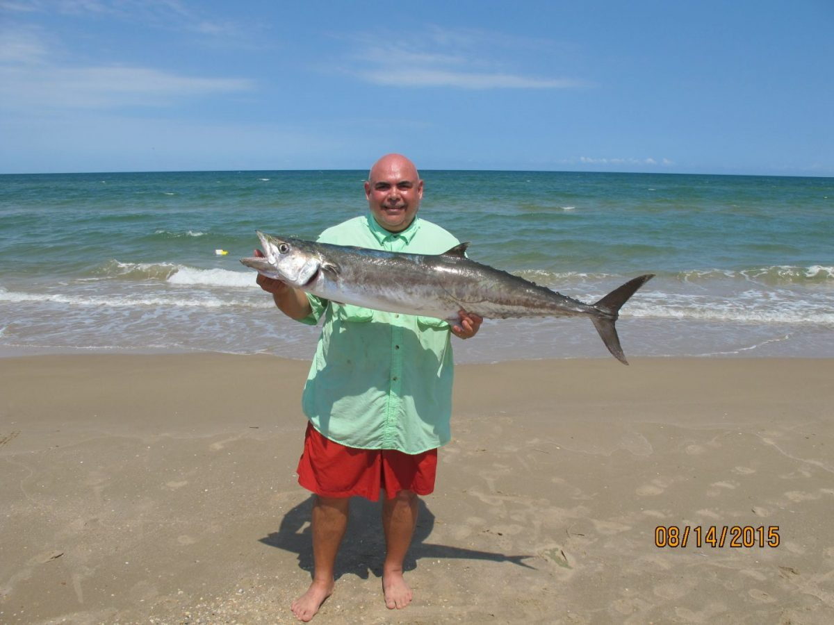 Big King off Padre Island National Seashore