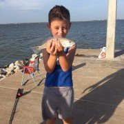 First Red Fish