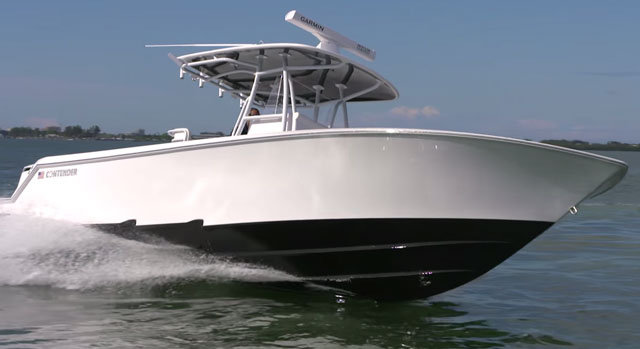 Boat Hull Basics: Steps, Deep-V Deadrise, and More