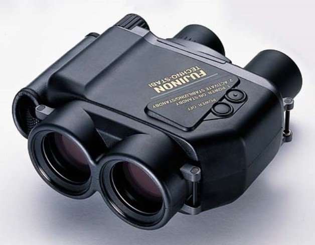 Gyroscopic Image-Stabilized Binoculars: Yes, You Do Want Them!