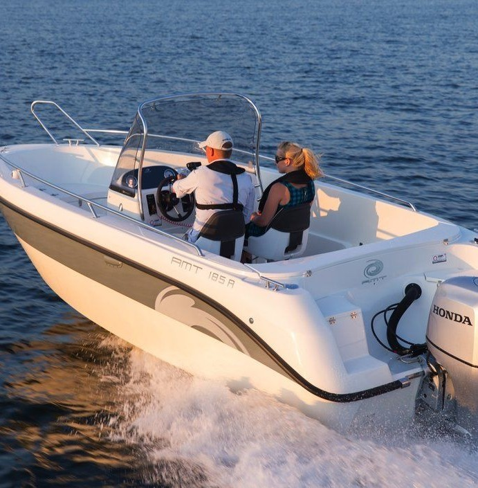 New Honda 100 HP Outboard Hits the Water