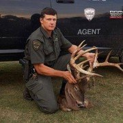 Man Without License Shoots Buck, Denied Louisiana State Record