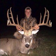 14-year-old Bags Potential Oklahoma Women's Record Buck